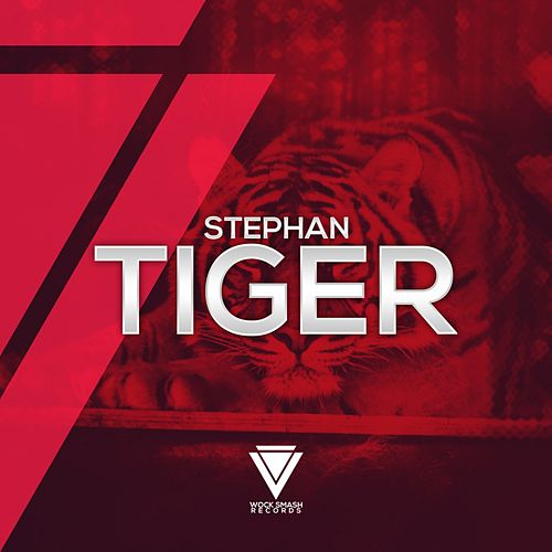 Tiger by Stephan