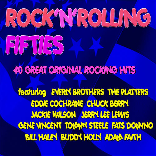 Rock 'n' Rolling Fifties by Various Artists