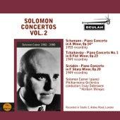 Solomon Concertos, Vol. 2 by Solomon Cutner