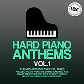 Hard Piano Anthems, Vol. 1 - EP by Various Artists