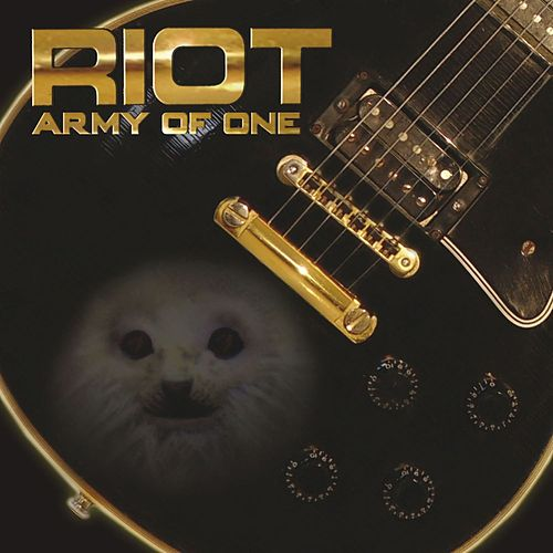 Army of One (Bonus Edition) by Riot