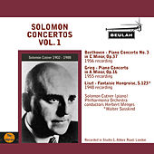 Solomon Concertos, Vol. 1 by Solomon Cutner