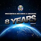 8 Years - EP by Various Artists