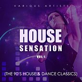 House Sensation, Vol. 1 (The 90's House & Dance Classics) by Various Artists