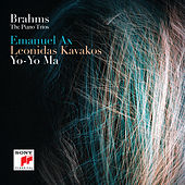 Brahms: The Piano Trios by Leonidas Kavakos