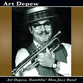 Ramblin' Men Jazz Band (Live) by Art Depew