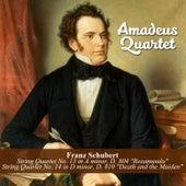 Franz Schubert: String Quartet No. 13 in A minor, D. 804