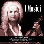 Antonio Vivaldi: L'Estro Armonico, Op. 3 - Book 1 / Bassoon Concerto, RV 484 by Various Artists