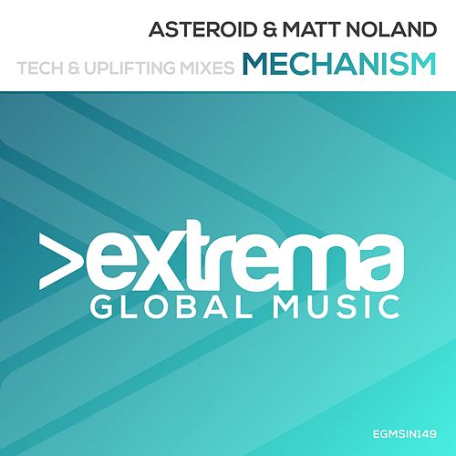 Mechanism by Asteroid