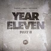 Naked Lunch Records - Year 11 - Part II - EP by Various Artists