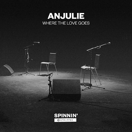 Where The Love Goes (Acoustic Version) by Anjulie