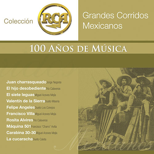 Play & Download Grandes Corridos Mexicanos by Various Artists | Napster