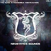 The Music Is Incredible Abstraction, Vol.1 - EP by Various Artists
