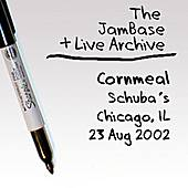 08-23-02 - Schuba's - Chicago, IL by Cornmeal