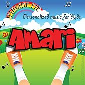Imagine Me - Personalized Music for Kids: Amari by Personalized Kid Music
