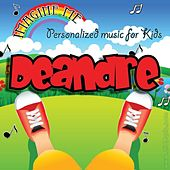 Imagine Me - Personalized Music for Kids: Deandre by Personalized Kid Music