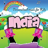 Imagine Me - Personalized Music for Kids: India by Personalized Kid Music