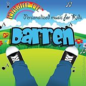 Imagine Me - Personalized Music for Kids: Darren by Personalized Kid Music