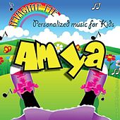 Imagine Me - Personalized Music for Kids: Amya by Personalized Kid Music
