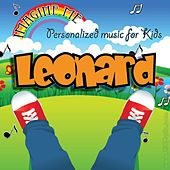 Imagine Me - Personalized Music for Kids: Leonard by Personalized Kid Music