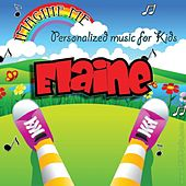 Imagine Me - Personalized Music for Kids: Elaine by Personalized Kid Music