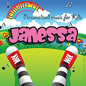 Imagine Me - Personalized Music for Kids: Janessa by Personalized Kid Music