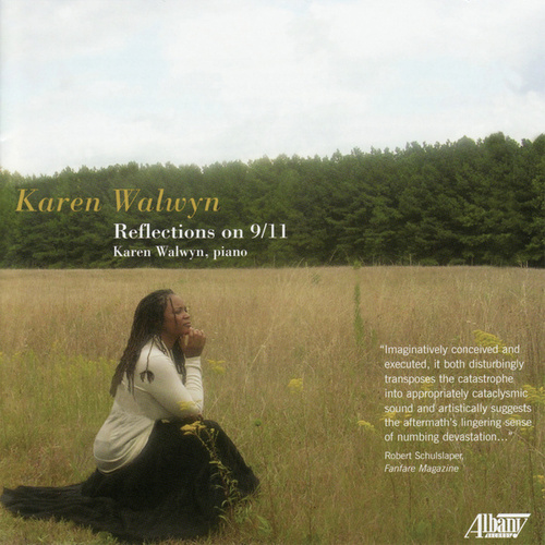 Play & Download Reflections on 9/11 by Karen Walwyn | Napster