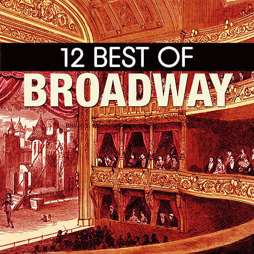 12 Best of Broadway by 101 Strings Orchestra
