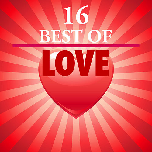 16 Best of Love by 101 Strings Orchestra