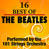 14 Best of the Beatles by 101 Strings Orchestra