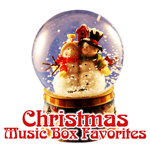 Christmas Music Box Favorites by The Countdown Kids