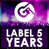 Label 5 Years - EP by Various Artists
