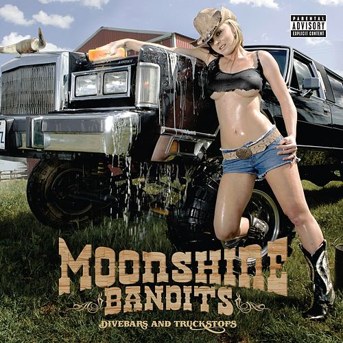 Divebars and Truckstops by Moonshine Bandits