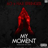 My Moment - Single by Haji Springer