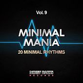 Minimal Mania, Vol. 9 (20 Minimal Rhythms) by Various Artists