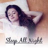 Sleep All Night – New Age Music for Sleep, Therapy Music, Cure Insomnia, Sleep Better by Deep Sleep Meditation