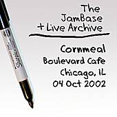 Play & Download 10-04-02 - The Boulevard Cafe - Chicago, IL by Cornmeal | Napster