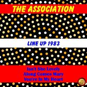 Line up 1983 von The Association