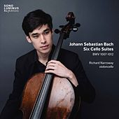 Bach: 6 Cello Suites, BWV 1007-1012 by Richard Narroway