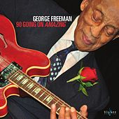 90 Going on Amazing by George Freeman