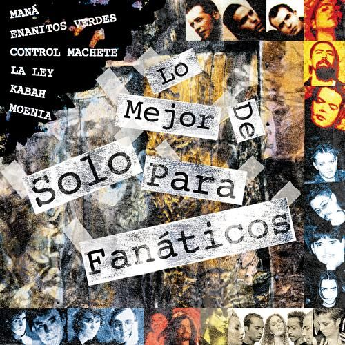 Play & Download Lo Mejor De Solo Para Fanaticos by Various Artists | Napster