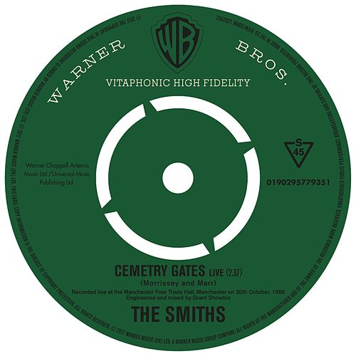 Cemetry Gates (Live) di The Smiths