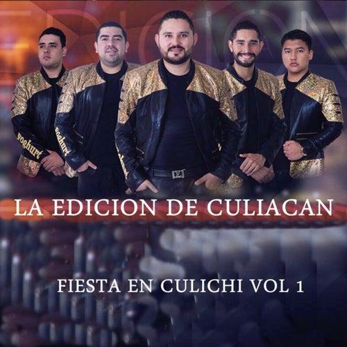 Fiesta En Culichi, Vol. 1 by La Edicion De Culiacan
