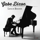 Live in Boston by Gabe Dixon