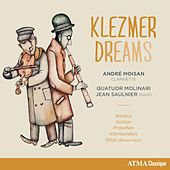 Klezmer Dreams by André Moisan