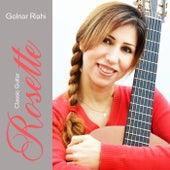 Rosette by Golnar Riahi