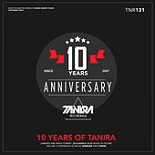 10 Years Of Tanira - EP by Various Artists