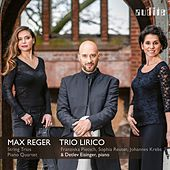 Reger: Complete String Trios & Piano Quartet in A Minor, Op. 133 by Various Artists