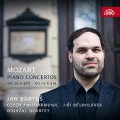 Mozart: Piano Concertos by Jan Bartoš