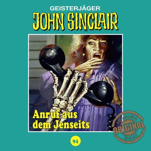 Tonstudio Braun, Folge 94: Anruf aus dem Jenseits von John Sinclair